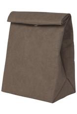 Olive Paper Lunch Bag