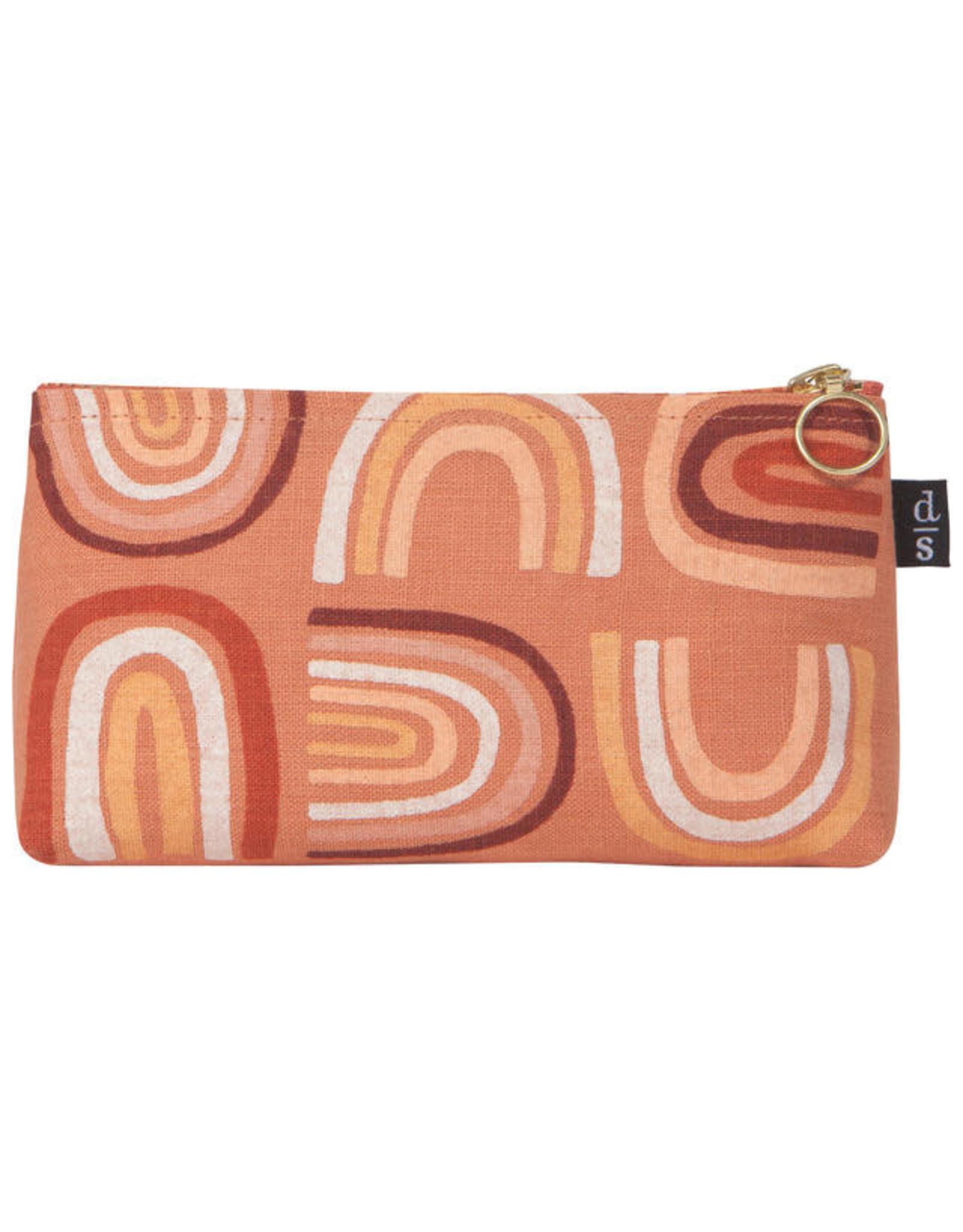 Solstice Linen Bag Cosmetic Pencil