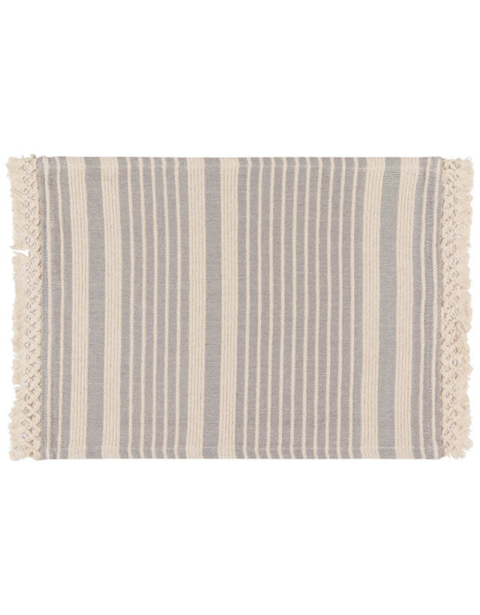 Piper Heirloom Placemats Set of 4 - Shadow