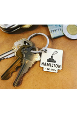Hamilton Key Chain