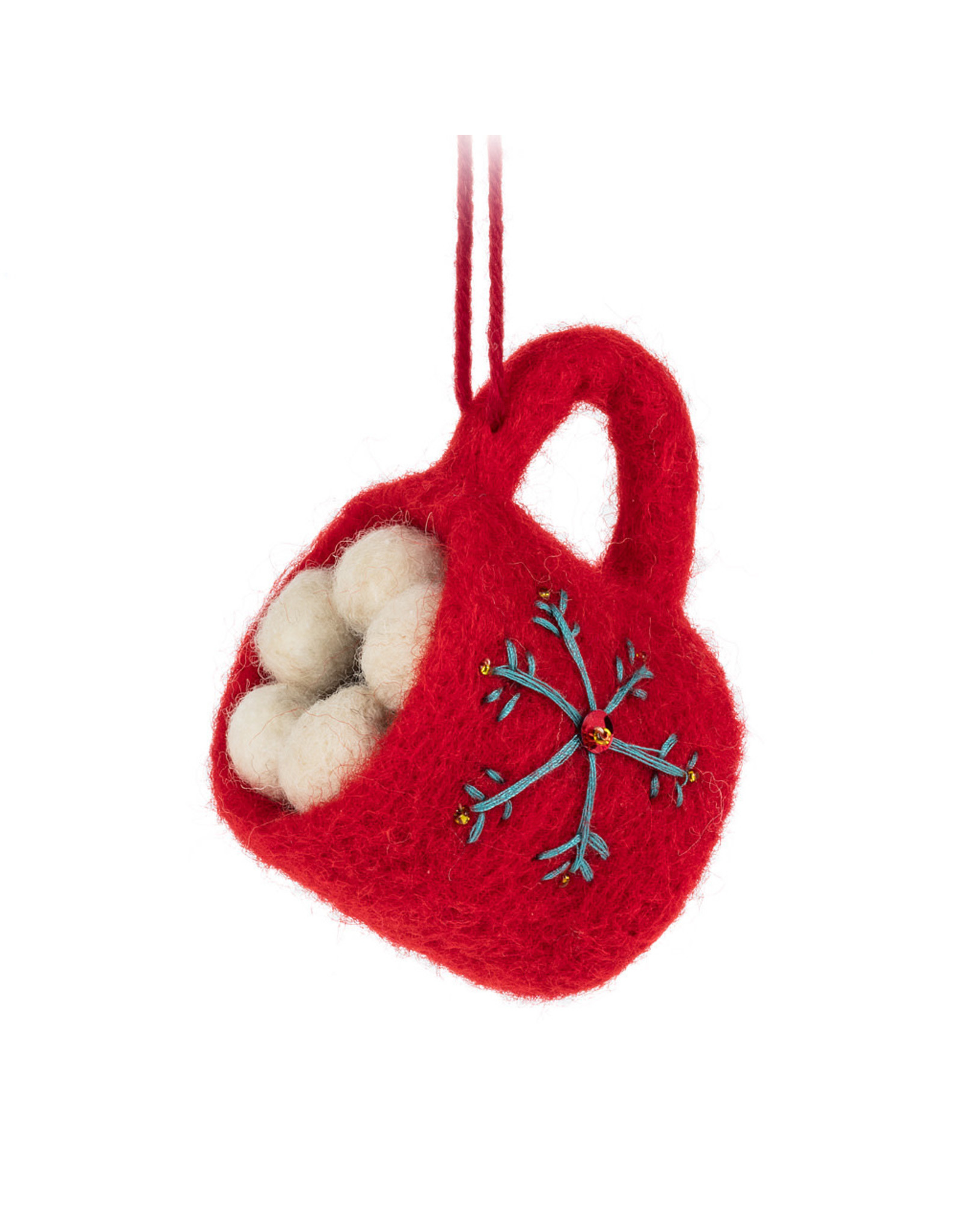 Hot Chocolate Ornament