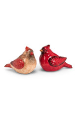 Cardinal Salt and Pepper