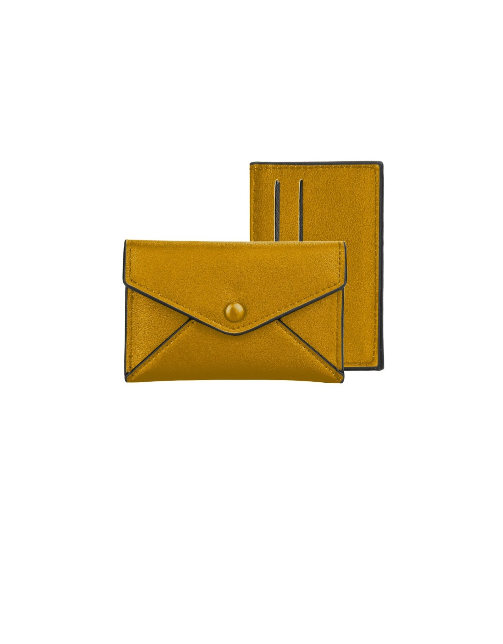 Leatherette Card Wallet