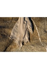 Harlow Scarf - Parchment