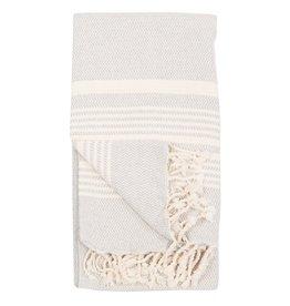 Turkish Bath Towel Hasir - Mist