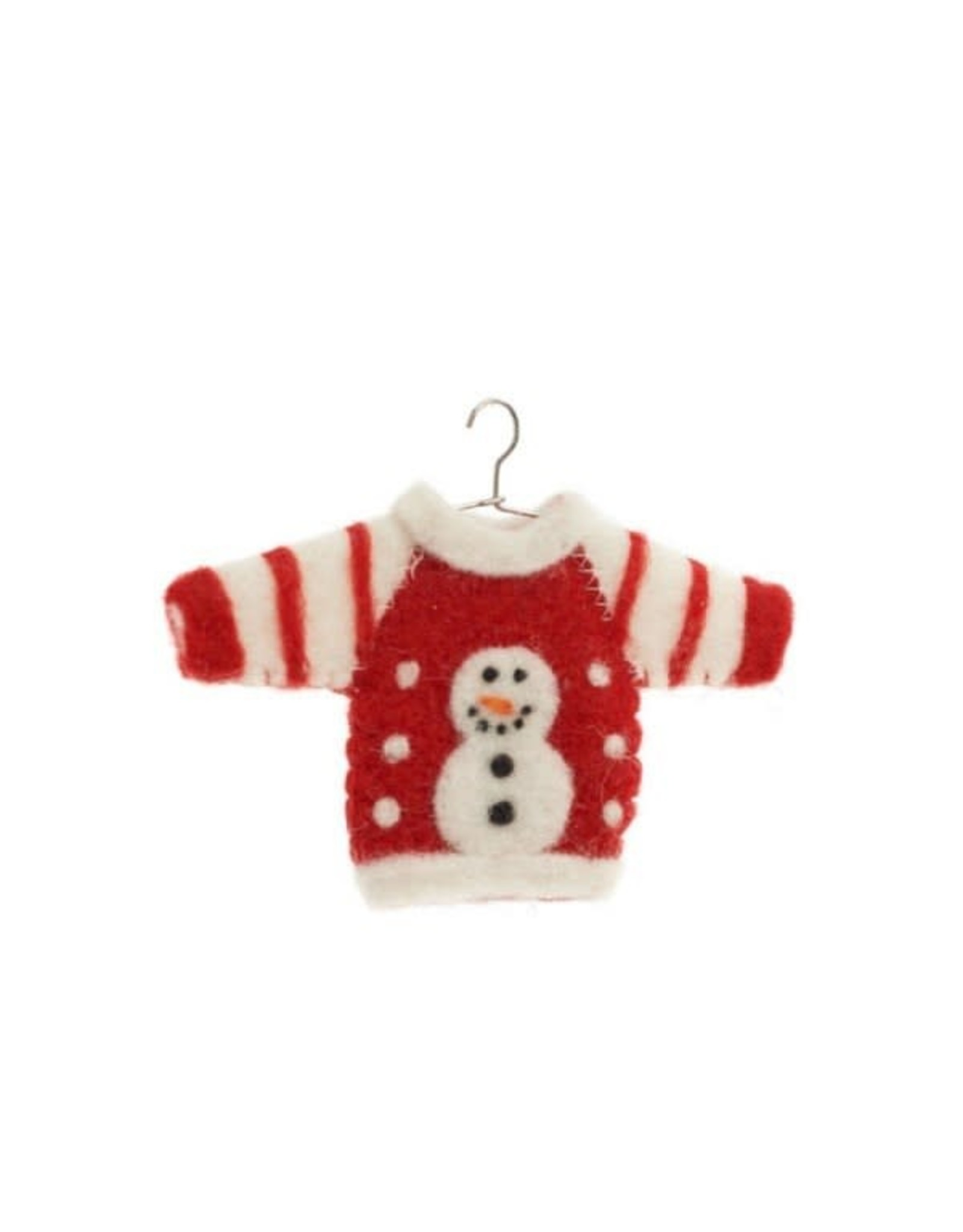 Ugly Christmas Sweater - Snowman