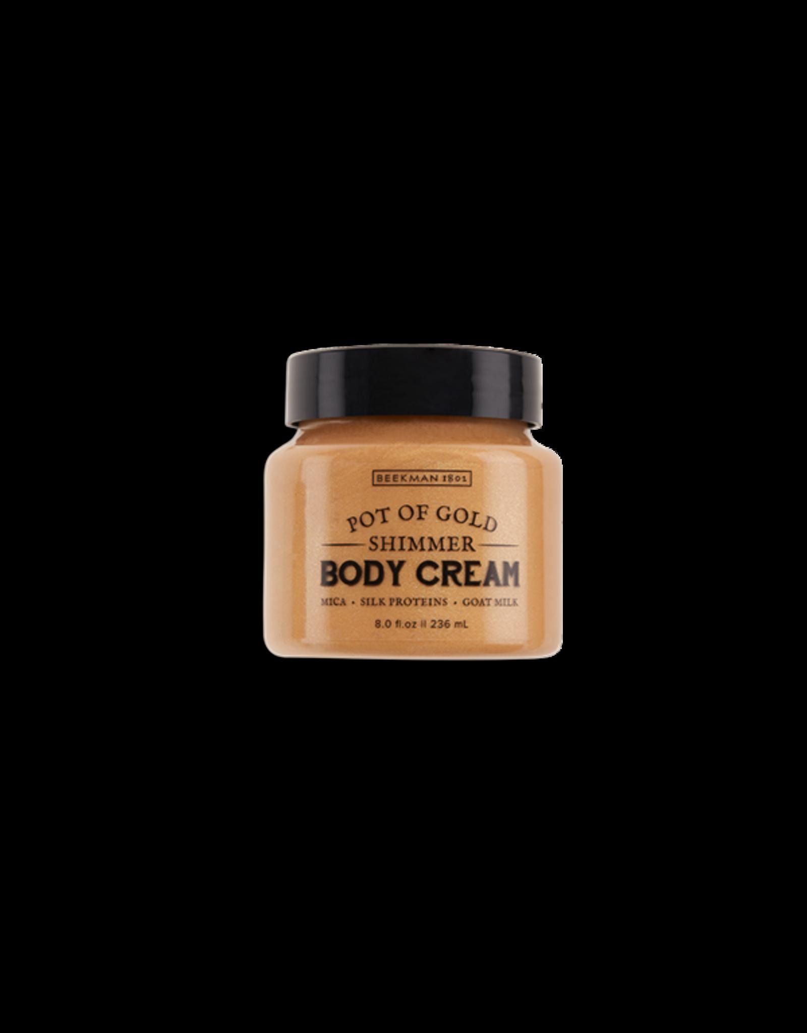 Pot of Gold Shimmer Body Cream