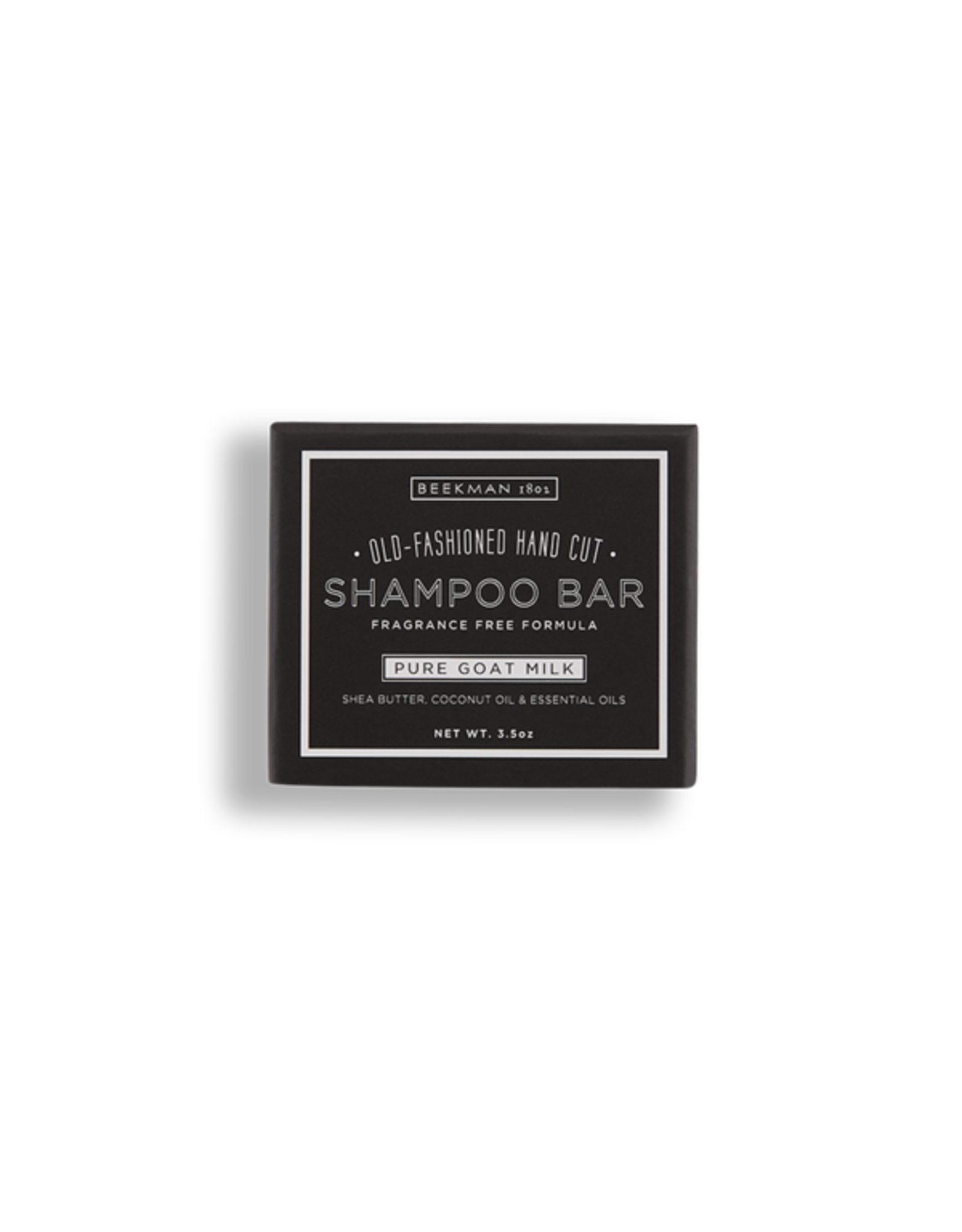 Pure Goat Milk Shampoo Bar
