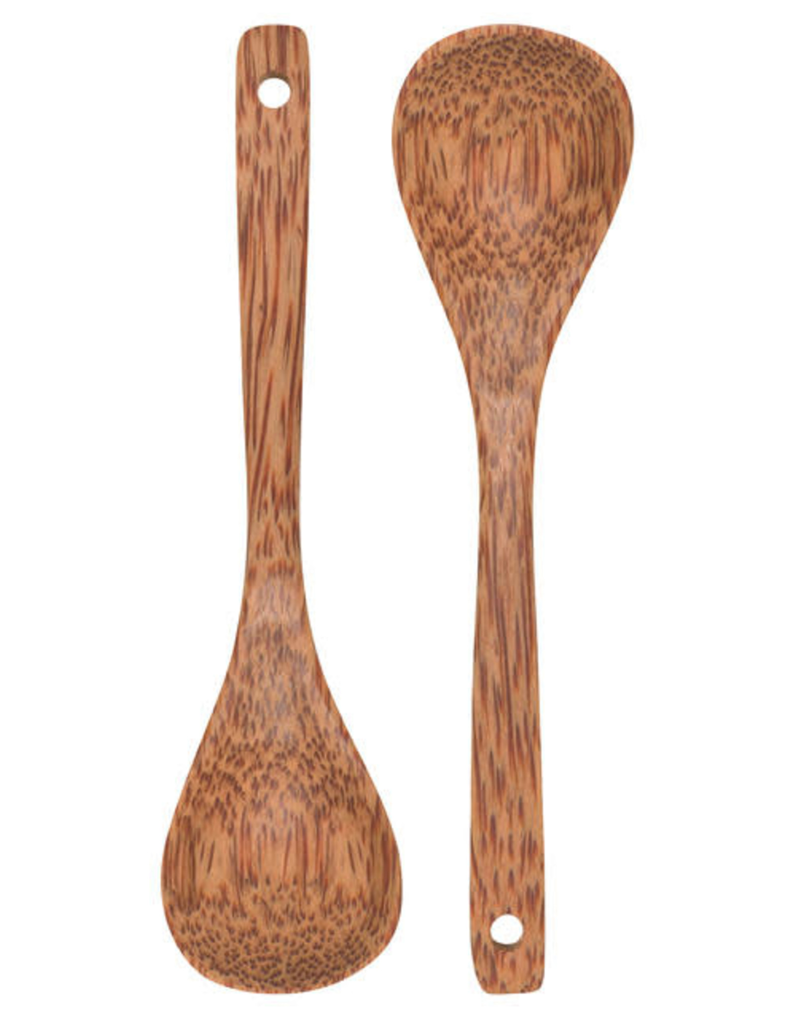 Coconut Utensil Tasting Spoon S/2