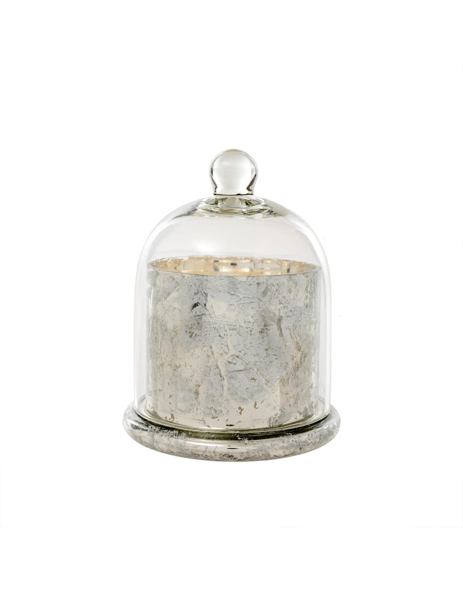 Cloche Candle - Silver, Lg