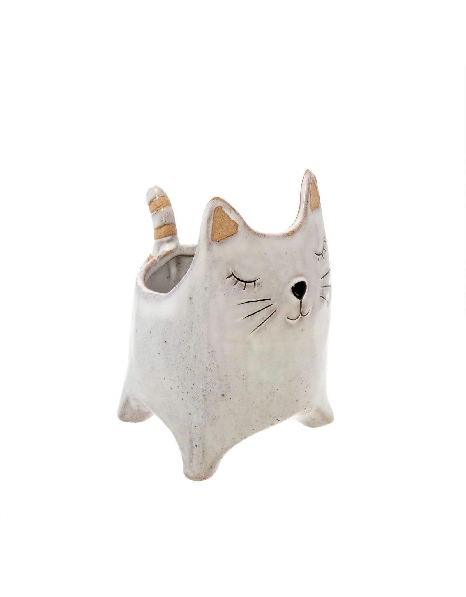 Here Kitty Pot - Lg