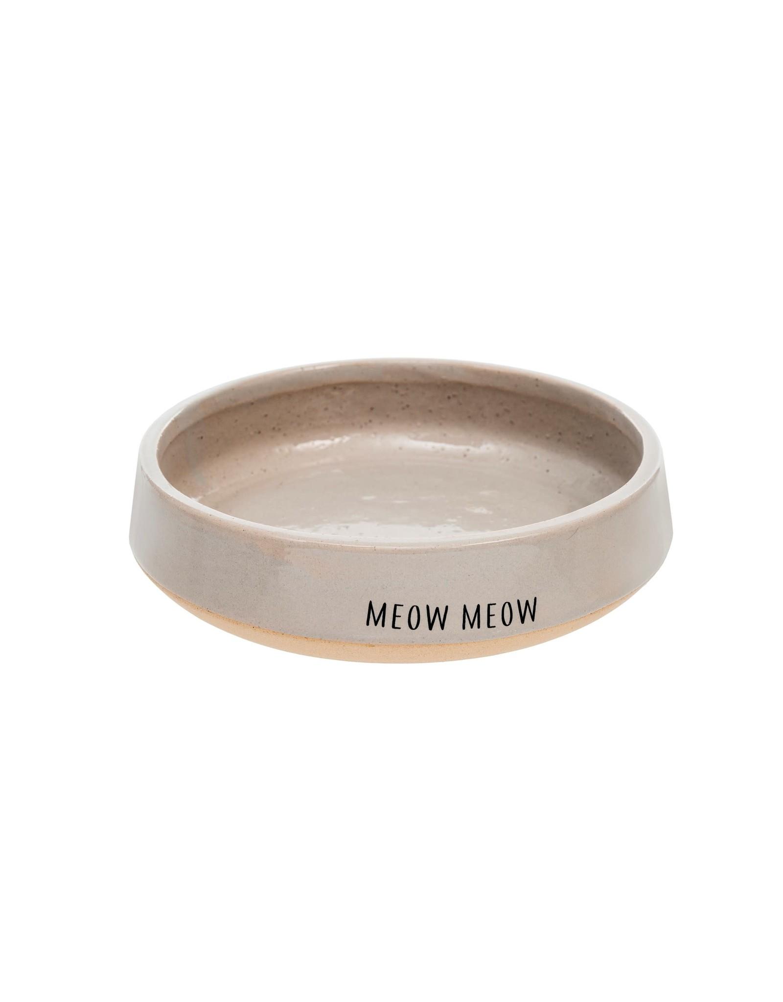 Meow Meow Cat Bowl