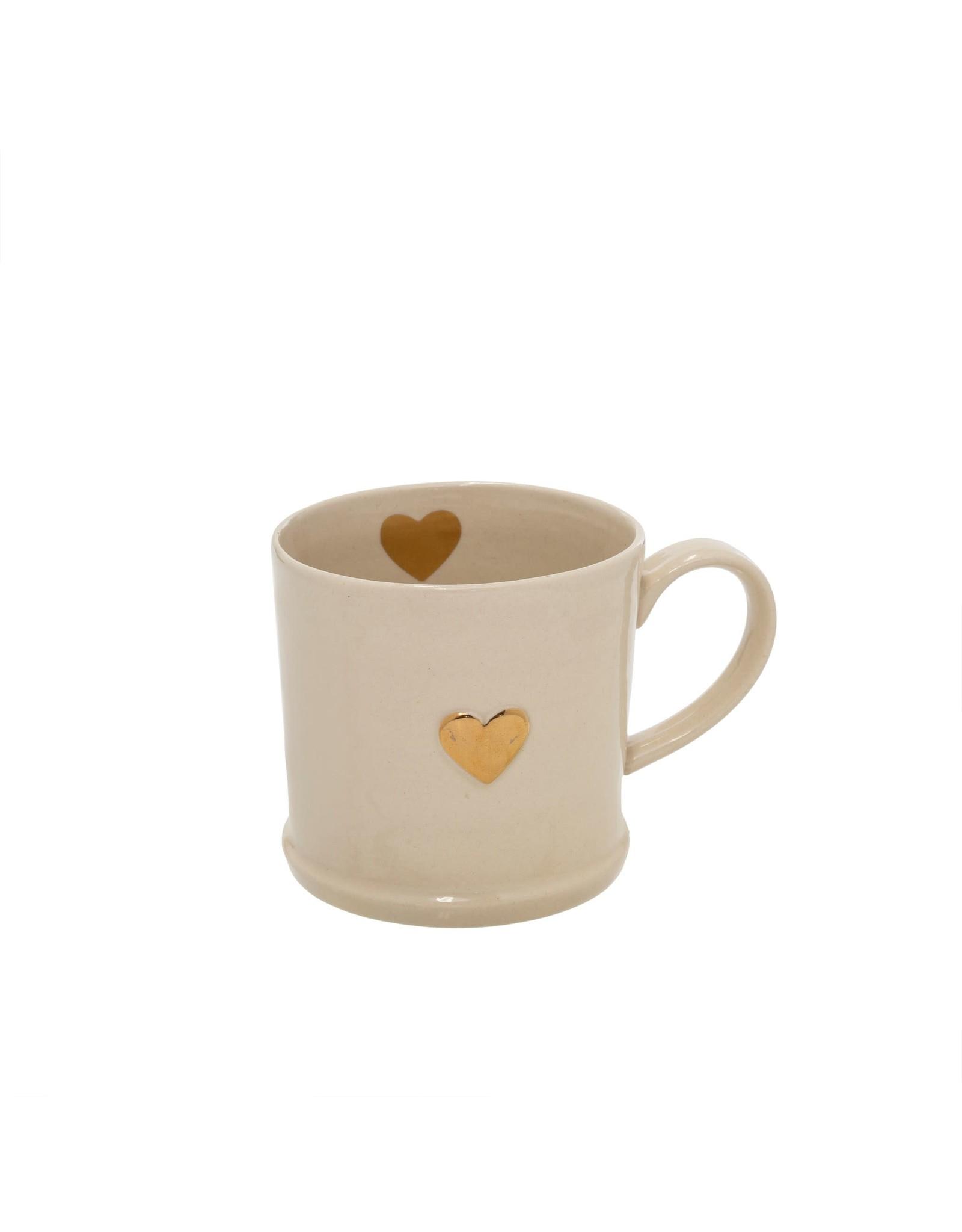 Sweetheart Mug - Gold