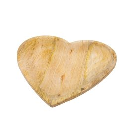 Wild Heart Plate - Lrg