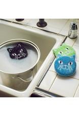 Kitty Scrub Sponges S/3