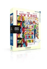 New Yorker Puzzle - The Bookstore