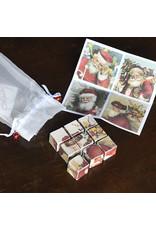 Mini Block Christmas Church Puzzle