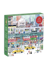 New York City Subway Puzzle - 500 Pieces
