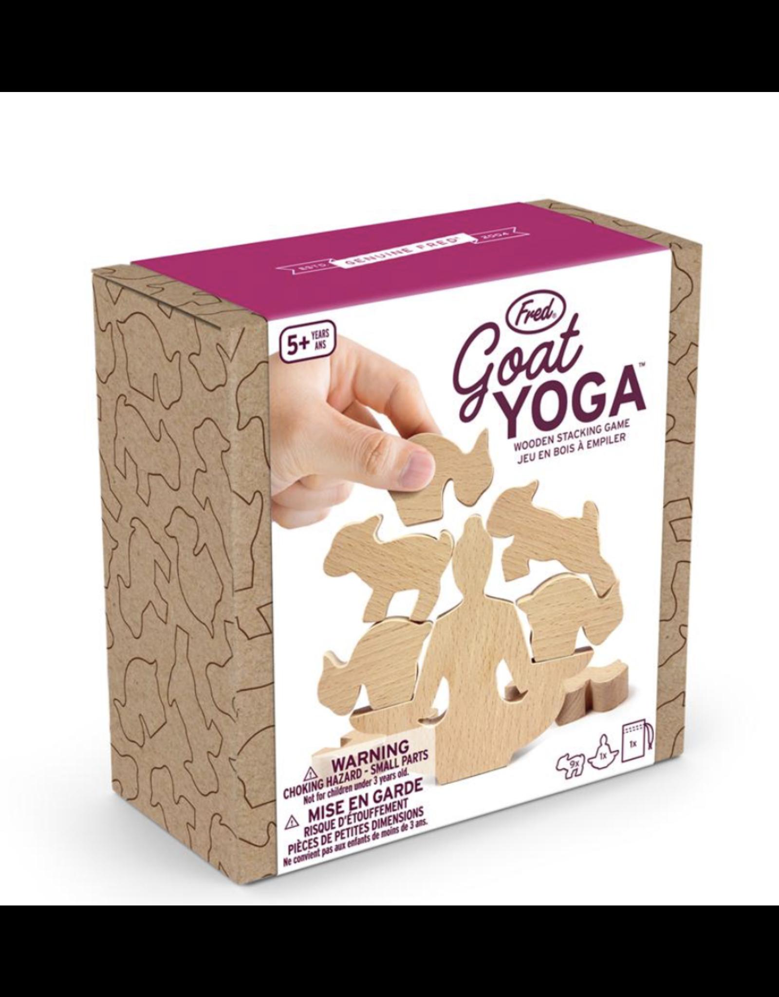 Goat Yoga Stacking Game