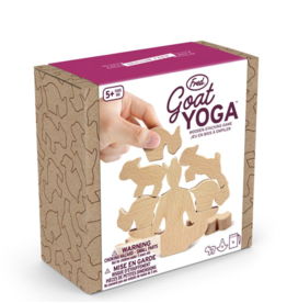 Goat Yoga Stacking Game