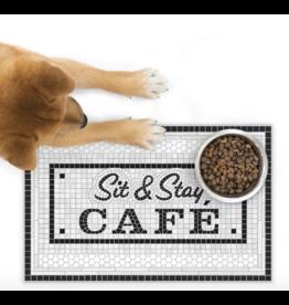 Pet Placemat - Sit & Stay