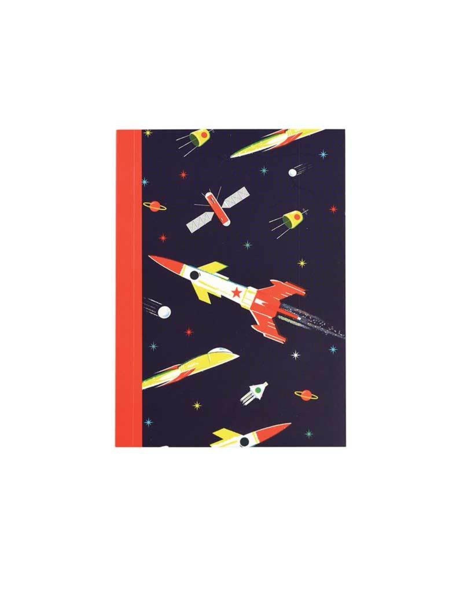 Space Age A5 Notebook
