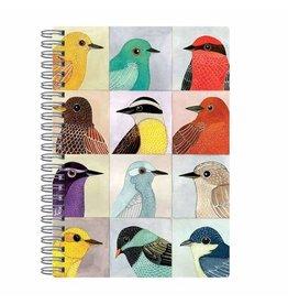 Avian Friends Spiral Notebook