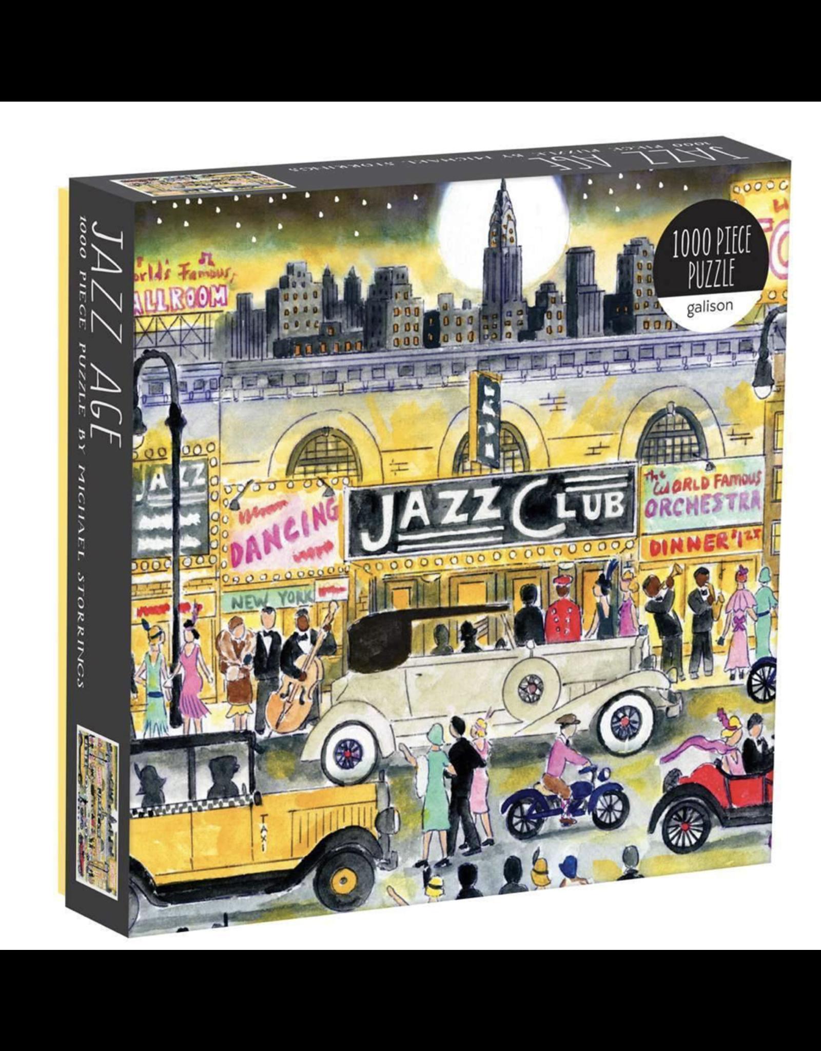 Jazz Club Puzzle