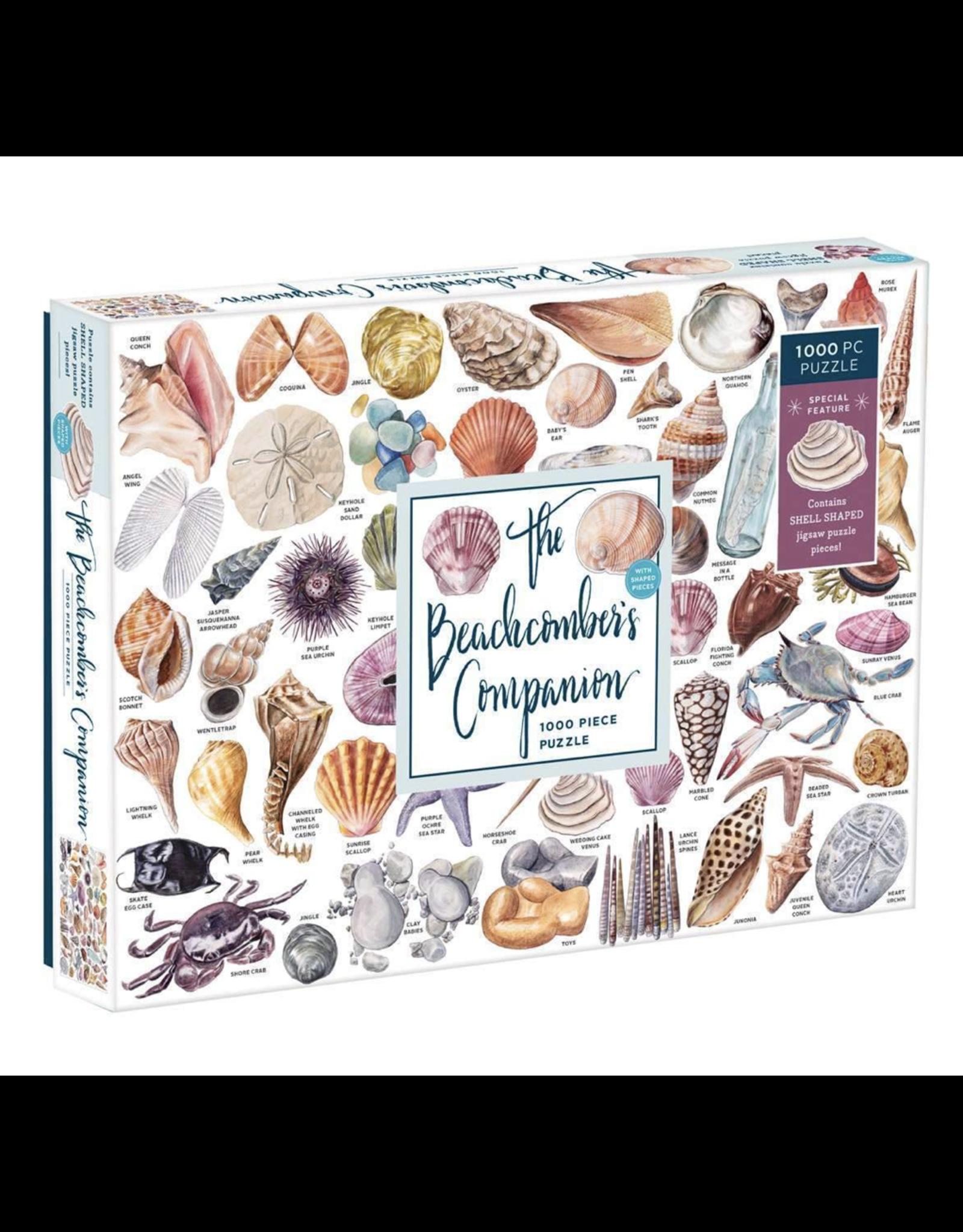 Beachcombers Companion Puzzle