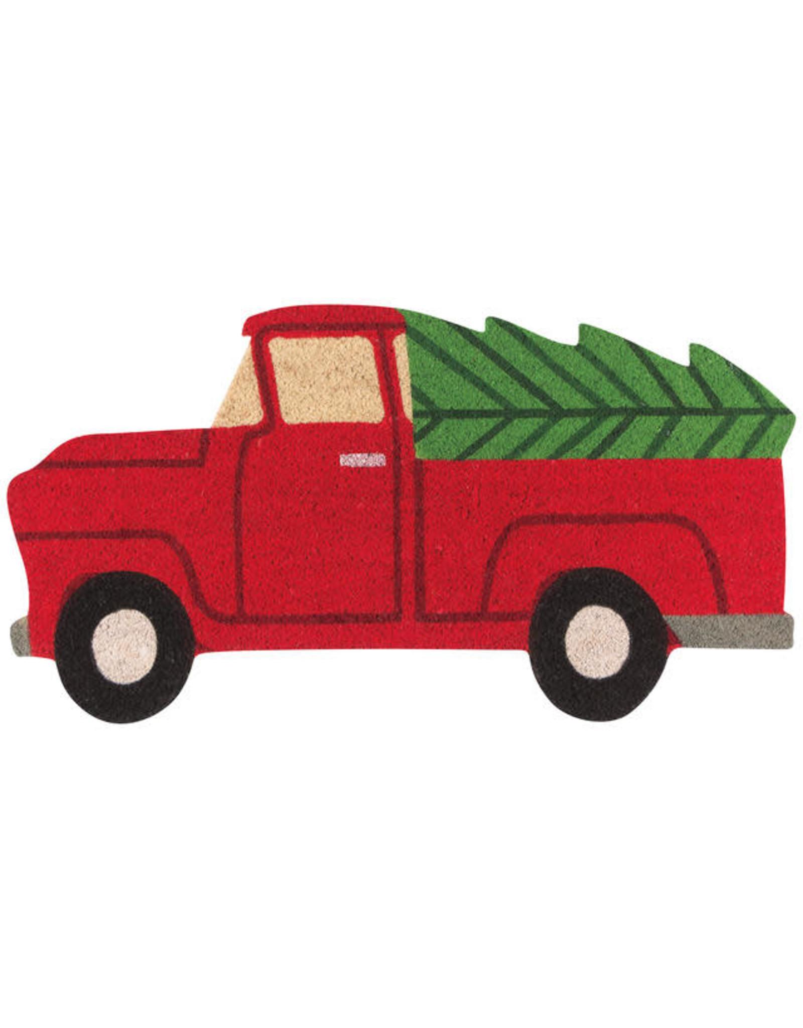 Holiday Truck Doormat