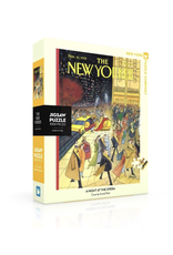 New Yorker Puzzle - A Night at the Opera