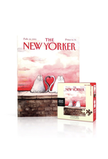 New Yorker Puzzle - Love Kittens Mini 100 piece