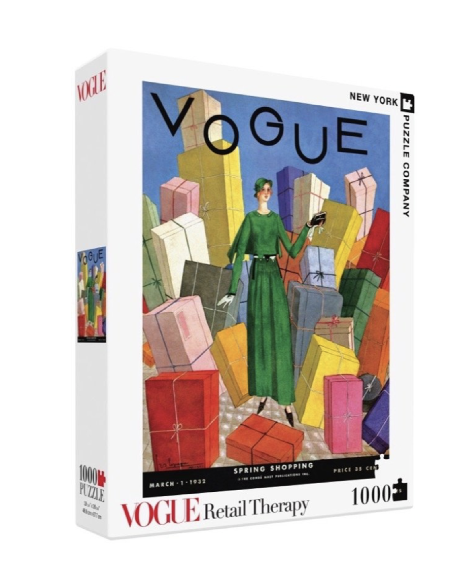 Puzzle Retail Therapy - 1000 Piece