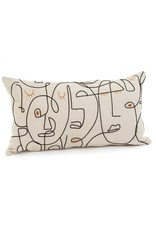 Elson Face Cushion 12x22