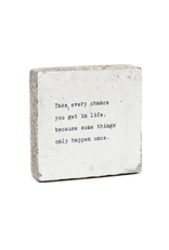Wall Blocks - Take Every Chance
