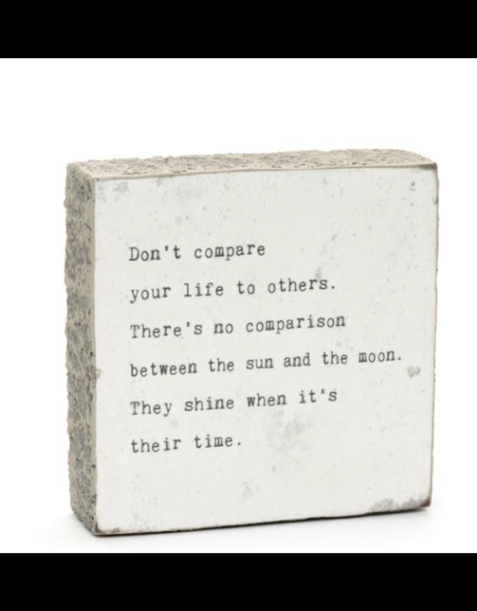 Wall Blocks - Don't Compare