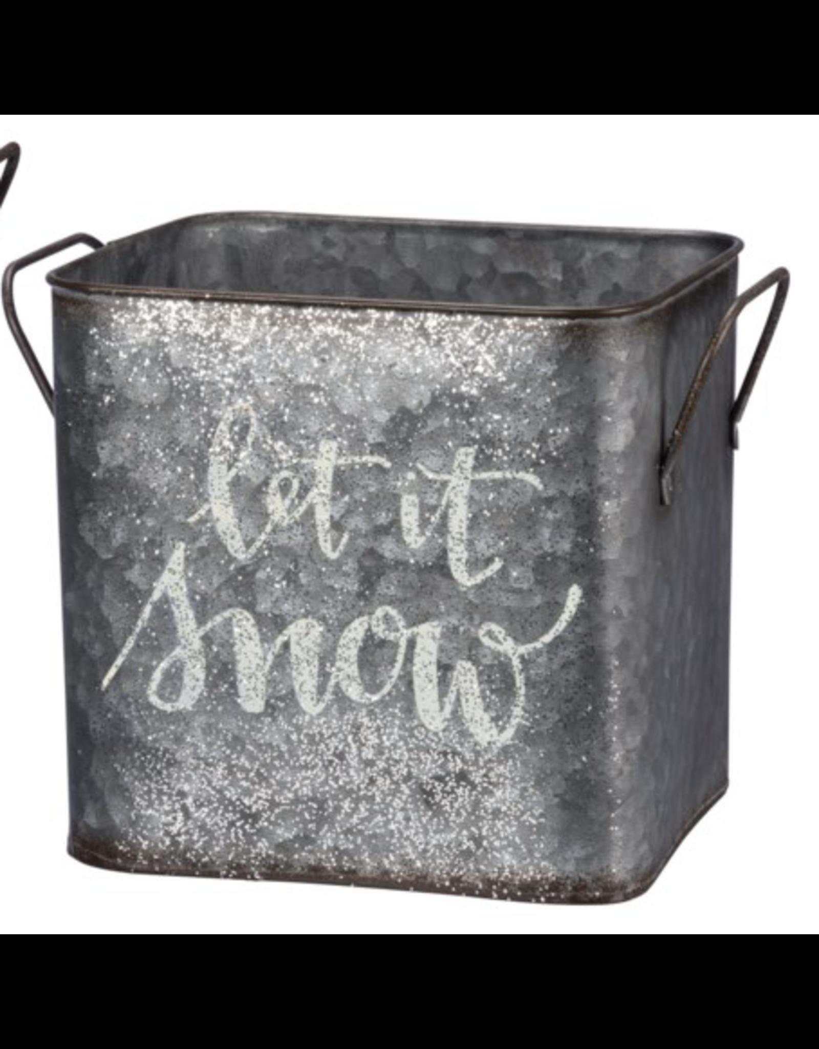 Let It Snow Bin