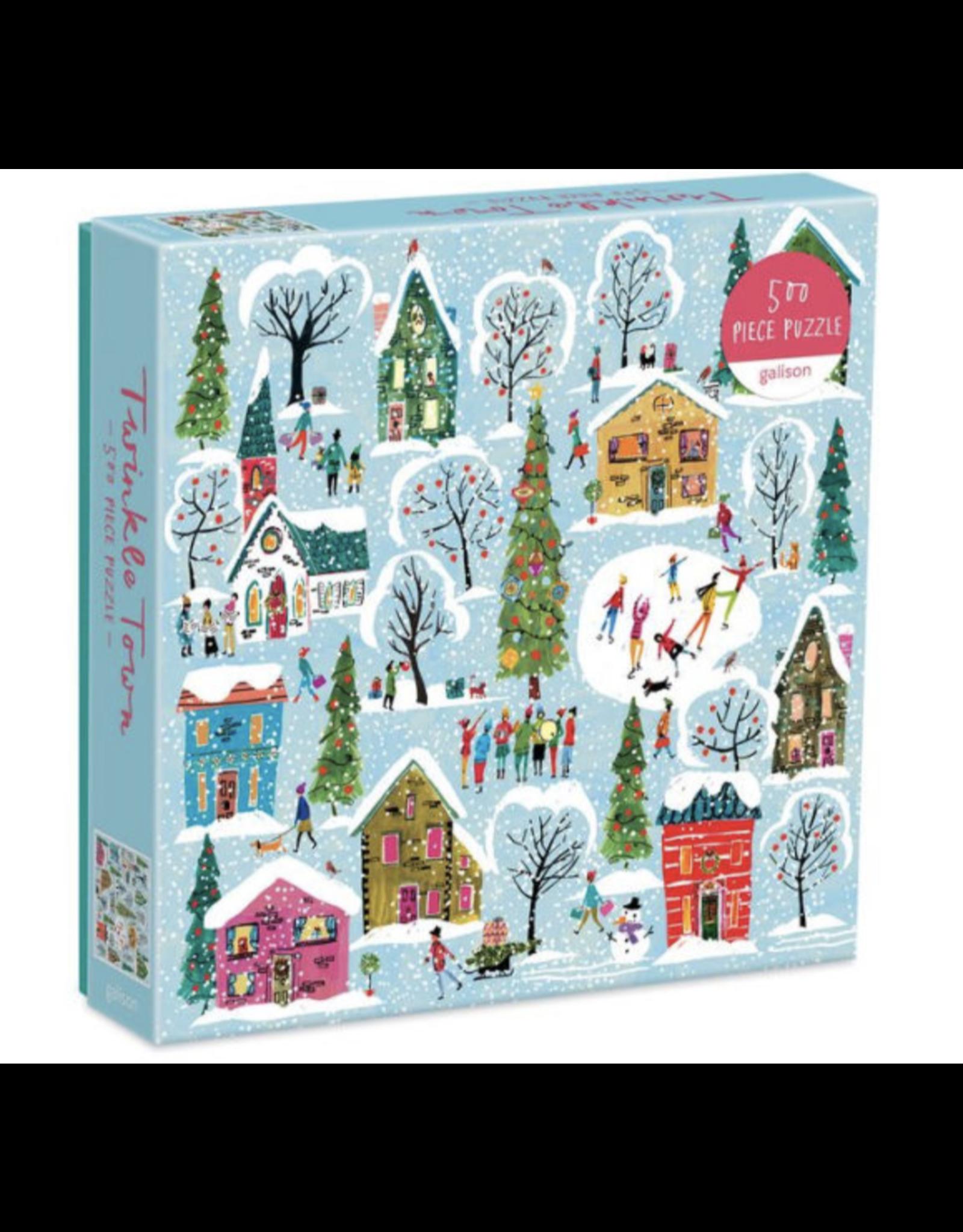Twinkle Town Puzzle - 500pcs