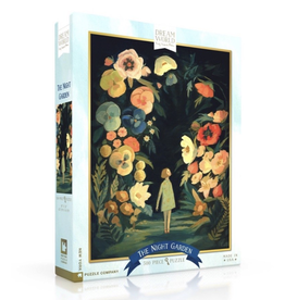 New York Puzzle Co The Night Garden Puzzle