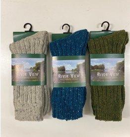 Men's Tweed Socks