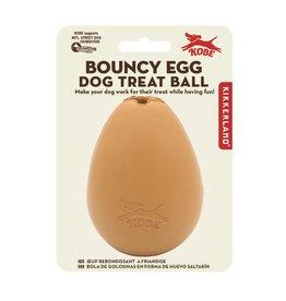 Bouncy Egg Treat Ball