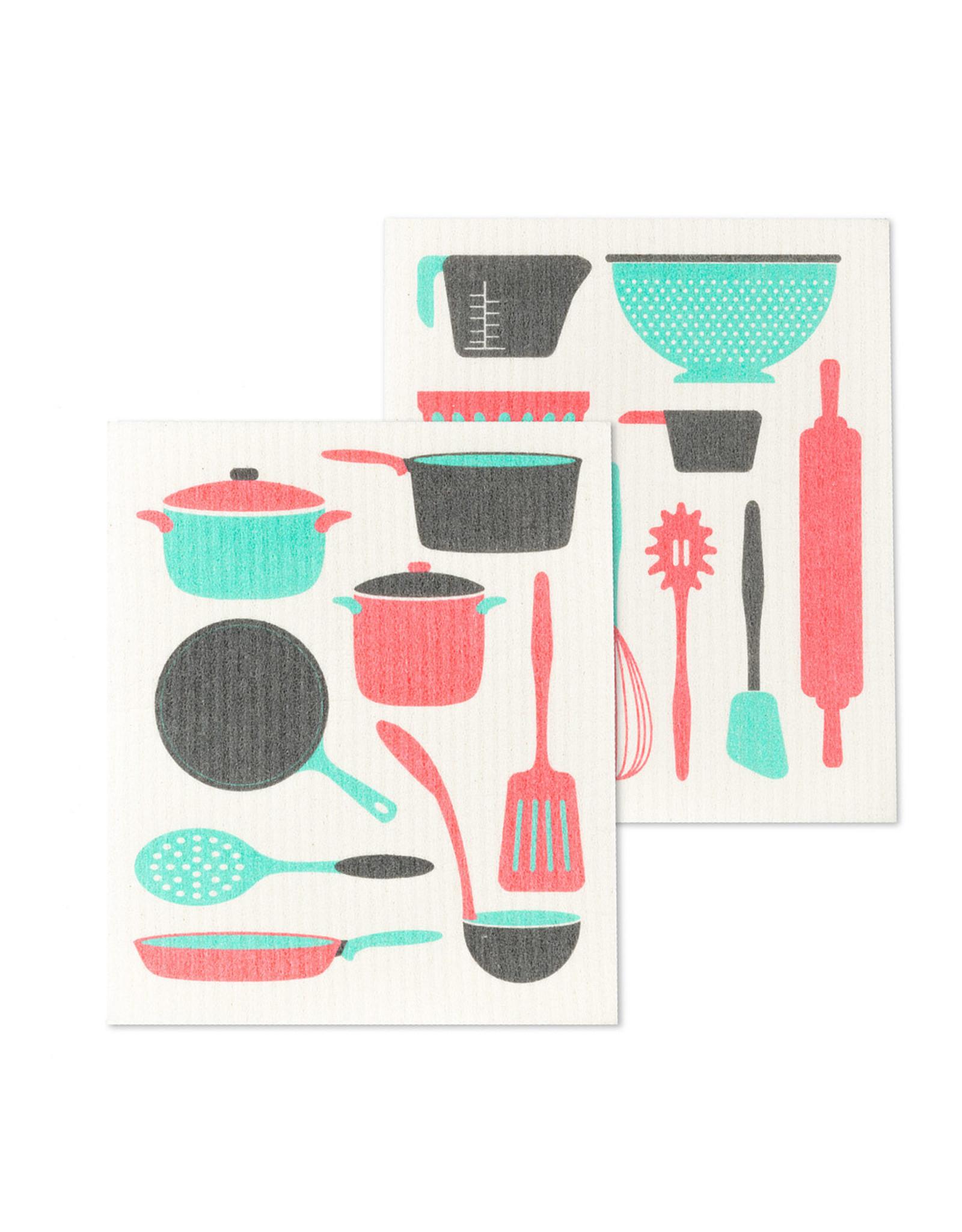 Utensils Swedish Dishcloths S/2