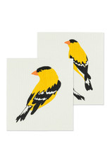 Finch Swedish Dishcloths  S/2