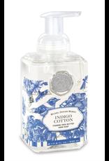Michel Indigo Cotton Foam Soap