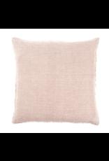 Lina Linen Cushion, Dusty Rose 24x24