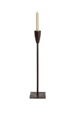 El Grande Leather Candlestick - Sm