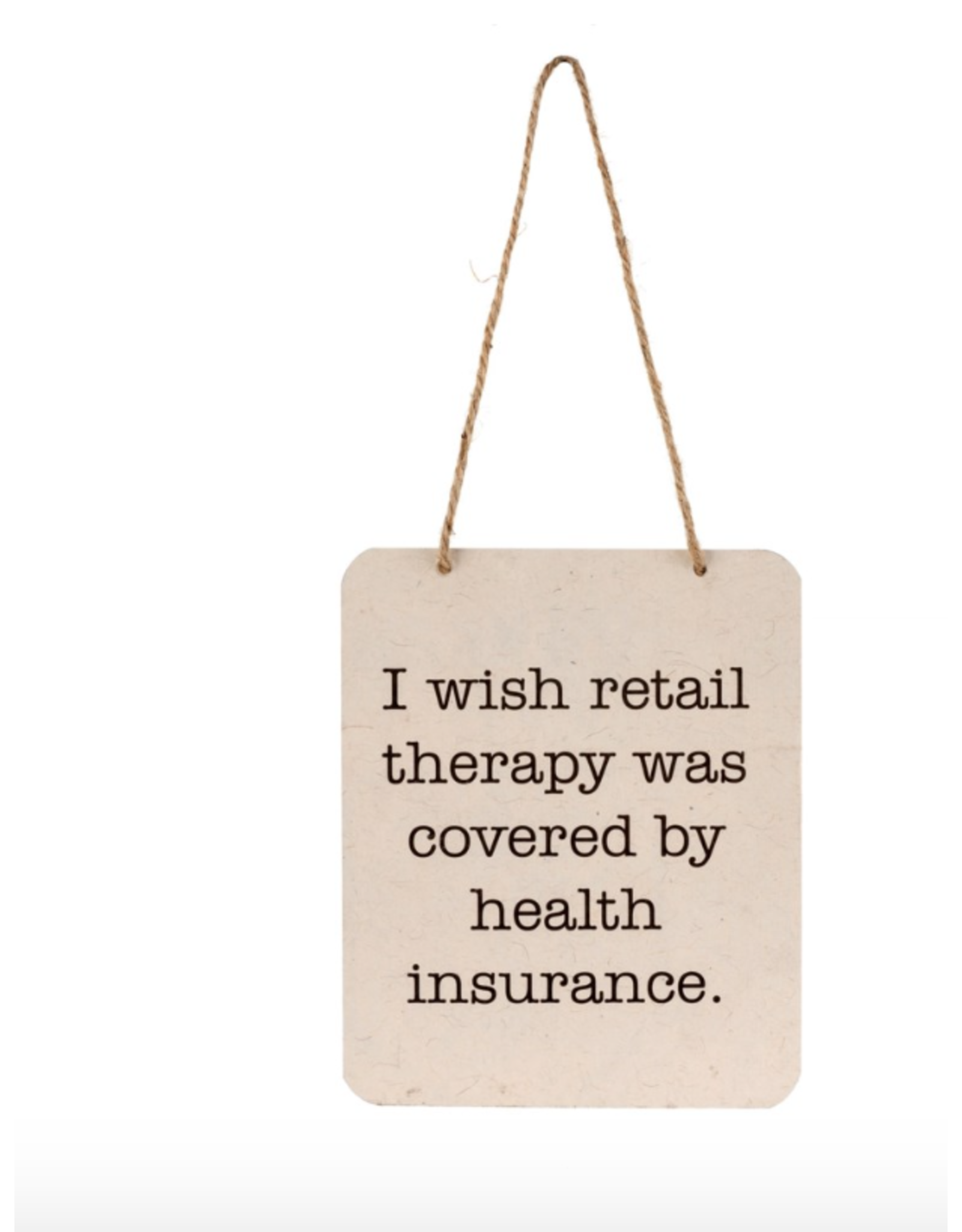 Retail Therapy Sign