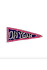 Oh Yeah Patch Pin