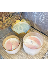 Coconut Milk Mango - Mojave Glass Candle - Med