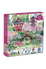 Japanese Tea Garden 300 Piece Puzzle